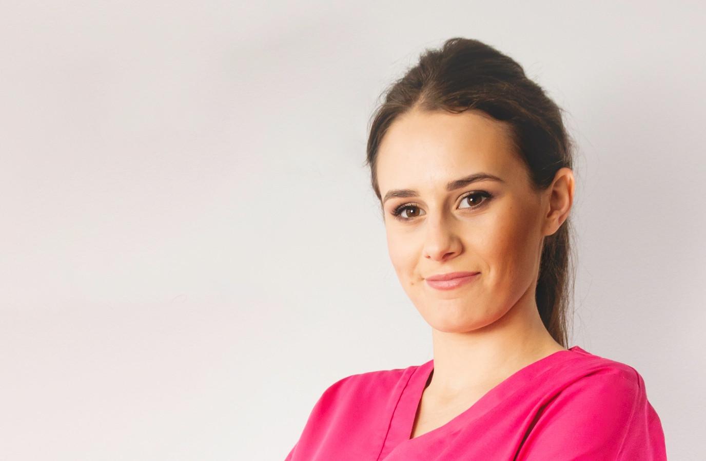 Mgr Małgorzata Bąk - fizjoterapeuta